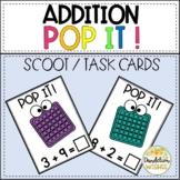 Fidget Popper Addition Pop It Math Game