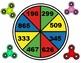 Fidget Spinner- 3 Digit Addition