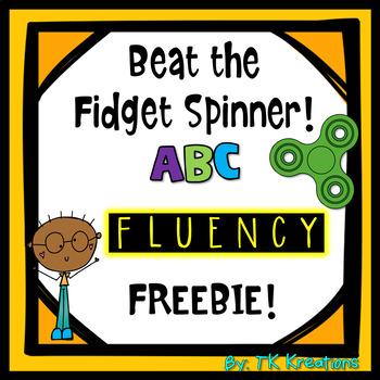 Fidget Spinner ABC 300 follower FREEBIE