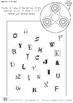 Fidget Spinner - Alphabet Circling