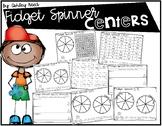 Fidget Spinner Centers