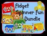 Fidget Spinner Classroom Decor Bundle