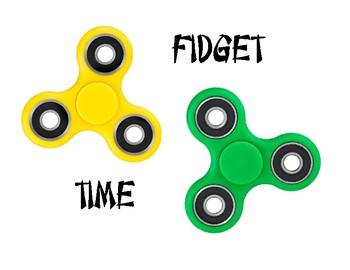 Fidget Spinner Craze