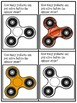 Fidget Spinner Division Practice (Division Facts 1 to 12)