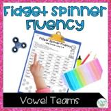 Fidget Spinner Fluency: Long Vowels