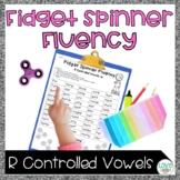 Fidget Spinner Fluency: R Controlled Vowels