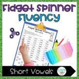Fidget Spinner Fluency: Short Vowels