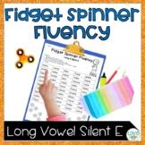 Fidget Spinner Fluency: Long Vowel Silent E
