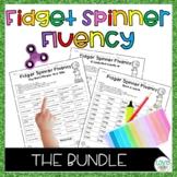 Fidget Spinner Fluency Practice: The Bundle