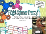 Fidget Spinner Frenzy Task Cards