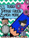Fidget Spinner Friday Math Mania! Multiplication and Divis