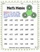 Fidget Spinner Math Mania - Division