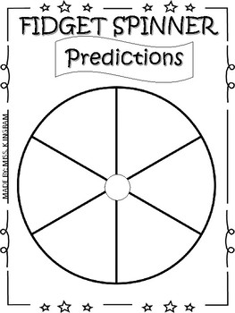 Fidget Spinner Math Predictions