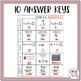 Fidget Spinner Math Review (3rd)