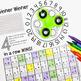 Fidget Spinner Minute Math Drills: Addition