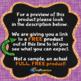 Fidget Spinner Multiplication (All Facts 1 - 10)
