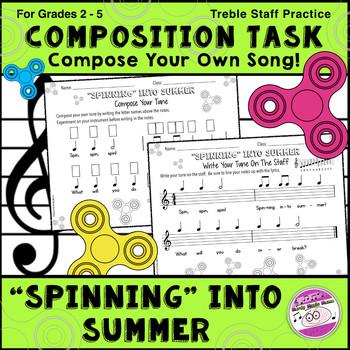 Fidget Spinner Music Composition