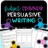 Fidget Spinner Persuasive / Opinion writing essay ~ great