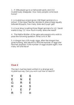 Fidget Spinner Problem Solving Mystery