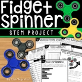 Fidget Spinner Activities and STEM Challenge