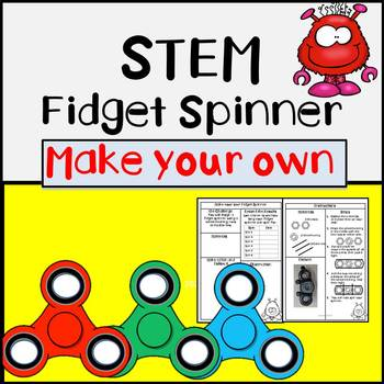Fidget Spinner - STEM - Make your Own