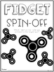 Fidget Spinner Science Journal