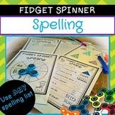 Fidget Spinner Spelling
