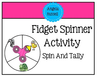 Fidget Spinner - Spin And Tally