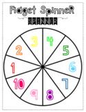 Fidget Spinner Spinner Templates! *EDITABLE*