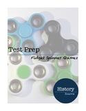 Fidget Spinner Study Games