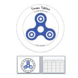 Fidget Spinner Times Tables