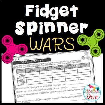Fidget Spinner Math Wars
