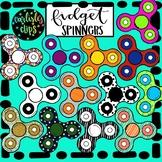 Fidget Spinner clip art