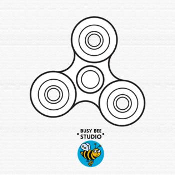 Fidget Spinners Clip Art