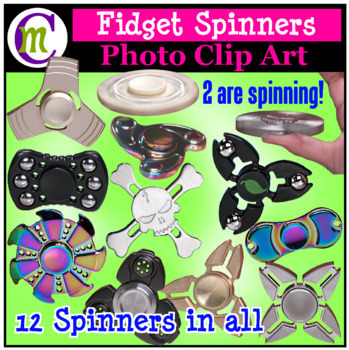 Fidget Spinners Clip Art CM Photo Clipart