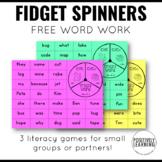 Fidget Spinner Activities Free