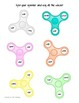 Fidget Spinners for Phonological Processes