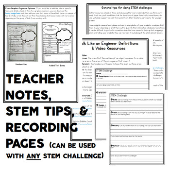 Fidget Toy STEM Challenge - Quick STEM Activity