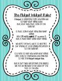 Fidget Widget Rules