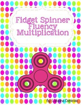 Fidget spinner fluency