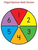 Fidget Spinner Math Review