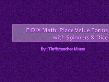 Fidix Math