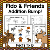 Addition Bump - Fido and Friends - Addition to 18