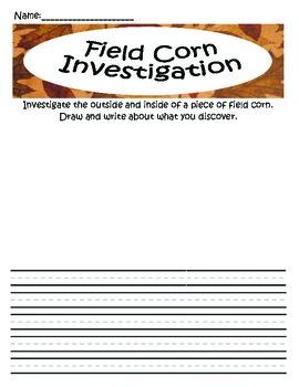 Field Corn Investigation