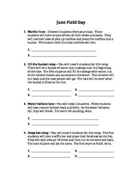 Field Day #2