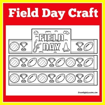 Field Day Activity   Field Day Craft   Field Day Kindergarten