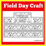 Field Day Worksheets | Field Day Activity | Field Day Coloring