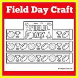 Field Day   Craft Activity   Kindergarten 1st 2nd 3rd Grad