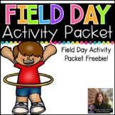 Field Day Activity Packet