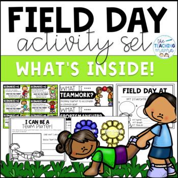 Field Day Activity Set